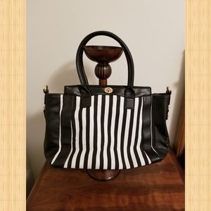 🧀 JF Striped Bag
